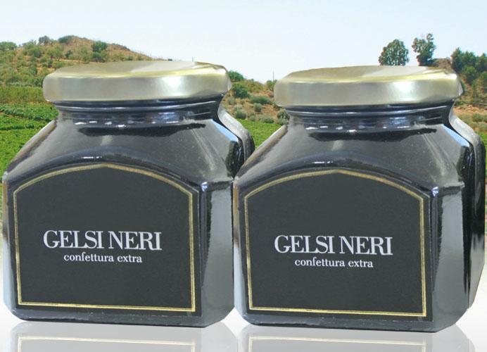 Confettura di Gelsi Neri