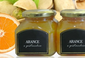 Marmellata di Arance e Pistacchio