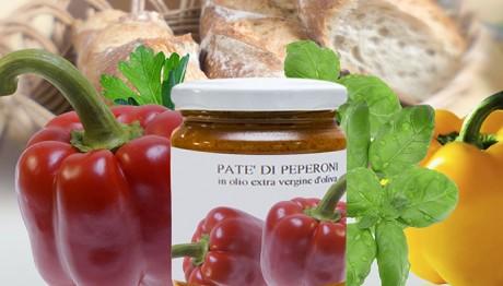 Patè di Peperoni