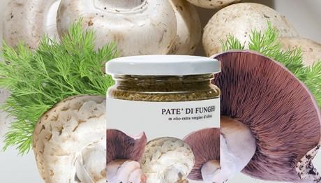 Patè Naturale di Funghi