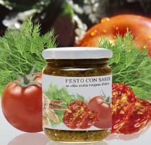 Pesto con Sarde