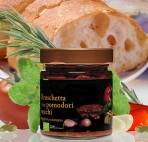 Bio Condimenti per Bruschetta con Pomodori Secchi