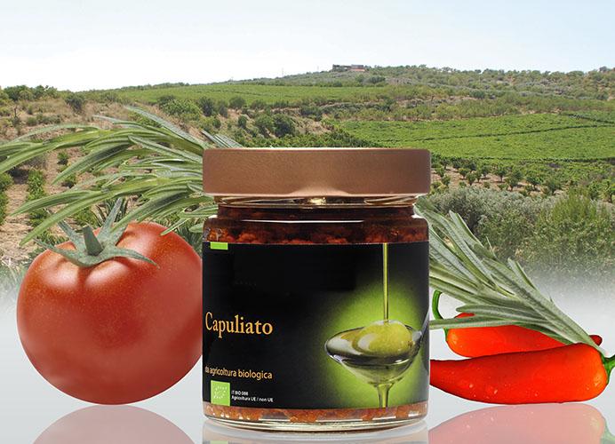 Capuliato Biologico alla Siciliana