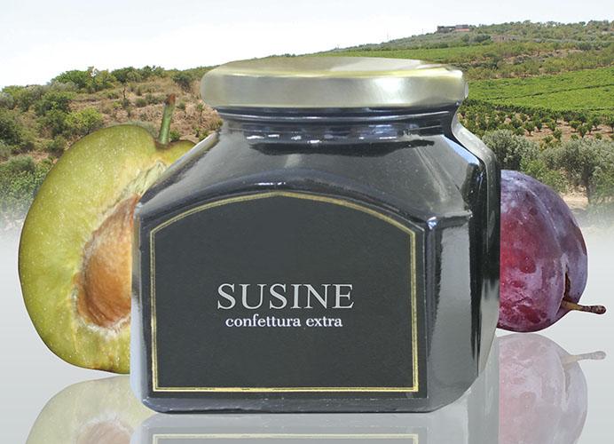 Confettura di Susine