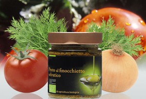Pesto Biologico al Finocchietto Selvatico