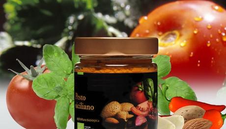 Pesto Siciliano Biologico
