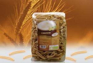 Pasta Biologica Integrale Caserecce Rigate