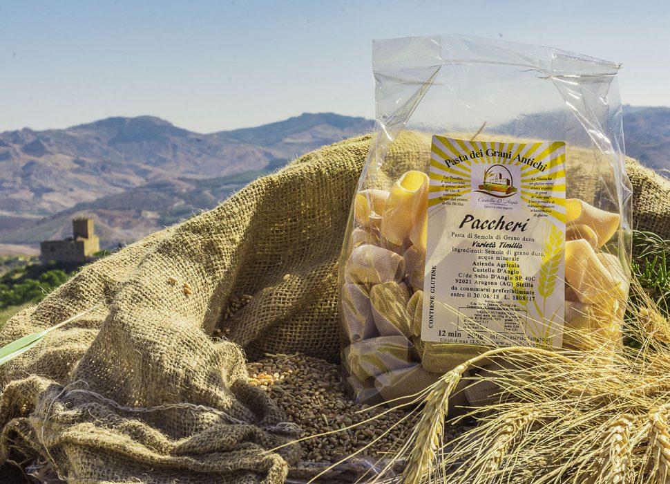 Paccheri Pasta Grano Duro Sicilia